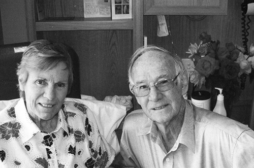 June and Ken