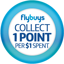 Earn 1 flybuys point per dollar spend on natural gas