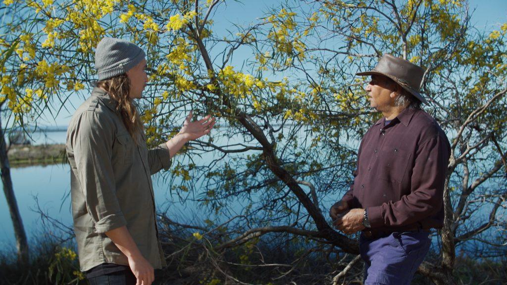 George Walley and Paul Iskov Aboriginal Culture