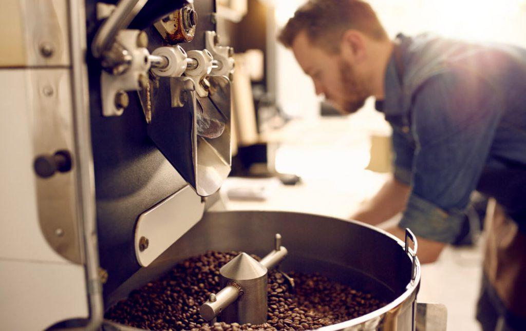 coffee beans roasting coffee culture - truly wa